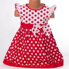 Haine dama - Rochite pentru fetite cu buline - BBN1088