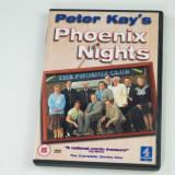 Film serial Altele, Comedie, DVD, Engleza - Peter Kay's Phoenix Nights – Sezonul 1 (Complet 6 Episoade) Boxset -DVD ORIGINAL