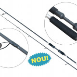 Lanseta fibra de carbon Baracuda Black Pearl 2, 05 metri - Actiune: A: 8-23g., Lansete Spinning, Numar elemente: 2