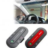 Car Kit Auto Bluetooth - Hands Free BT, difuzor Mic + difuzor pentru telefon