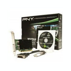 VGA PY NVS300 512MB VCNVS300X16DVI-PB - Placa video PC PNY