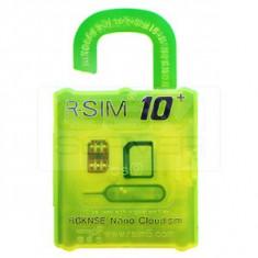 Gevey SIM - R-SIM 10+ plus decodari iphone 6S+ 6S 6+ 6 5S 5C 5 4S all iOS