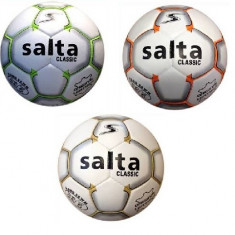Minge de fotbal din piele Salta Clasic - Minge fotbal