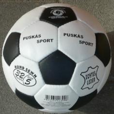 Minge fotbal - Minge de fotbal din piele Puskas