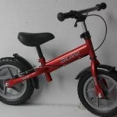 Bicicleta copii - Bicicleta fara pedale Spartan Red
