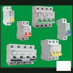 Tablou electric - Siguranta automata modulara 6kA 25A/2/C