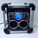 Radio cu CD de Santier Marca BOSCH GML 24 V-CD Profesional - CD player