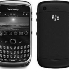 Telefon mobil Blackberry 9300, Negru, 1 GB - Blackberry 9300 black noi noute originale, telefon si incarcator!!PRET:330lei