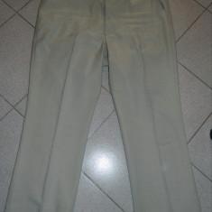 Pantaloni barbati, 2XL, Lungi, Poliester - Pantaloni de stofa, marime XXL, marimea 58-60, pentru barbati, bej
