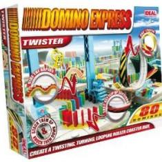 Joc domino original twister, 80 piese - Jucarii
