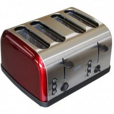 Prajitor paine 4 felii Toaster paine 1600 W, marca AFK (Germania)