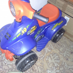 Masinuta electrica copii, Bleumarin - Mini ATV copii Mini Quad - Biemme