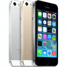 iPhone 5S Apple 16GB Gri - Nou - Factory Unlocked, Neblocat