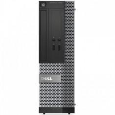Sisteme desktop fara monitor - Dell Dell PC Optiplex 3020 SFF, Intel Core i5-4590 (6MB Cache, 3.30GHz), 4GB (1x4GB) 1600MHz DDR3, 500GB