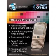 Samsung Digimax S100 folie de protectie (set 2 folii) 3M CV8 - Accesoriu Protectie Foto