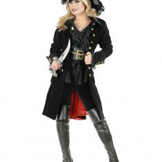 J224 Costum tematic pirat - Costum Halloween, Marime: M