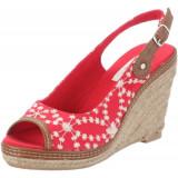 GDY71-3 Sandale de vara cu platforma - Sandale dama Tom Tailor, Marime: 39