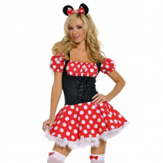 Costum Halloween - U76 Costum tematic Mickey Mouse