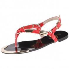 Sandale dama - GDY79 Sandale de vara accesorizate