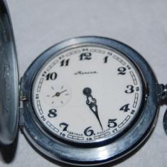 Ceas de Buzunar MOLNIJA - Ceas de buzunar barbatesc marca MARNNA DISCOVERY DAY