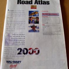 Road Atlas - ATLAS Rutier U.S.A. - America / Rand McNally - Harta Turistica