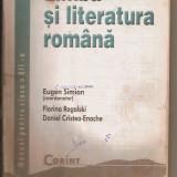 Limba și literatura română, manual pentru clasa a XII-a, Eugen Simion - Manual Clasa a XII-a