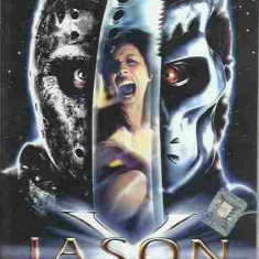 FILM JASON (RAUL A AVANSAT) (2002) DVD - Film SF, Romana