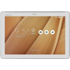 Tableta Asus ZenPad Z300CG-1L032A 10.1 inch IPS Intel Atom X3-C3230 1.2 GHz Quad Core 2GB RAM 16GB flash 3G GPS Android 5.0 Silver