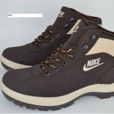 Bocanci barbati Nike, Piele sintetica - Bocanci NIKE MANDARA