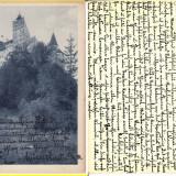 Bran, Torzburg (Brasov) - Castelul Reginei Maria - Carte Postala Transilvania 1904-1918, Circulata, Printata
