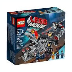Vand Lego Movie-70801-Melting Room, original, sigilat, 122 piese, 6-12 ani