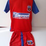 Echipamente sportive copii Steaua Bucuresti compleu fotbal