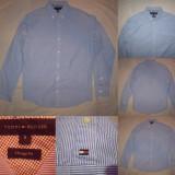 Camasa TOMMY HILFIGER (S) maneca lunga Bluza Cardigan Pulovar Barbati