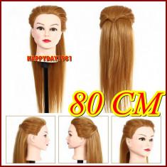 Cap Practica Frizerie Coafor Manechin PAR DES BeautyUkCosmetics