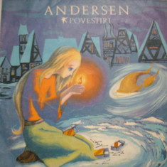 Andersen-Povestiri*vinil - Muzica pentru copii