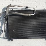 Radiator AC cu conducte Peugeot 206 stare FOARTE BUNA