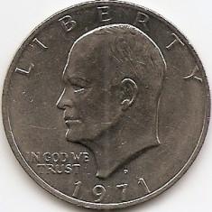 Monede Straine, America de Nord, An: 1971 - Statele Unite (SUA) 1 Dolar 1971 -