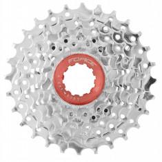 Piese Biciclete - Pinioane Bicicleta, pe Caseta, Force, 7V 12-28T, Crom Force