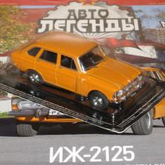 Macheta auto, 1:43 - Masini de Legenda Rusia - IZ-2125 1/43