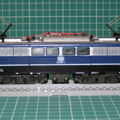 Macheta Feroviara, 1:87, HO, Locomotive - Locomotiva electrica BR151 marca Lima scara HO(3553)