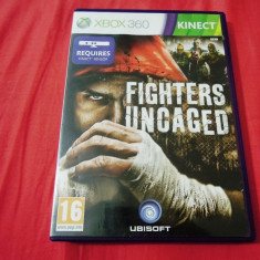 Joc Kinect Fighters Uncaged, xbox360, original, alte sute de jocuri! - Jocuri Xbox 360, Actiune, 18+, Multiplayer
