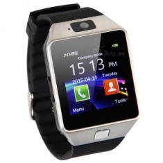 Smart Watch DZ09 Bluetooth ceas inteligent smartwatch SIM, camera, card
