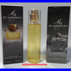 TESTER FIOLA DAMA BURBERRY MY BURBERRY 40ML - Parfum femeie