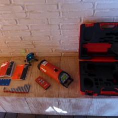 Nivela laser cu puncte - NIVELA LASER CANALIZARE HILTI PP 25