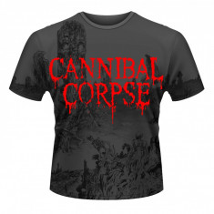 Tricou barbati - Tricou Cannibal Corpse - A Skeletal Domain (All-Over Print)