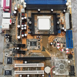 Placa de Baza, Pentru AMD, Socket: 939, DDR, ATX - DFI nF4 Infinity 939 NVIDIA nForce4 Ultra ATX AMD Motherboard