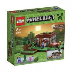 """LEGO Minecraft - Legoâ® Minecraftâ""""¢ - Prima Noapte - 21115"""