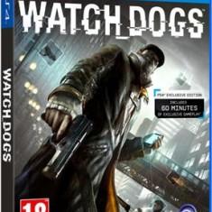 Watch Dogs Ps4 + 3 Dlc-Uri - Jocuri PS4
