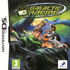 Ben 10 Galactic Racing Nintendo Ds - Jocuri Nintendo DS
