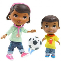 Figurine Doc And Donny Playtime Disney
